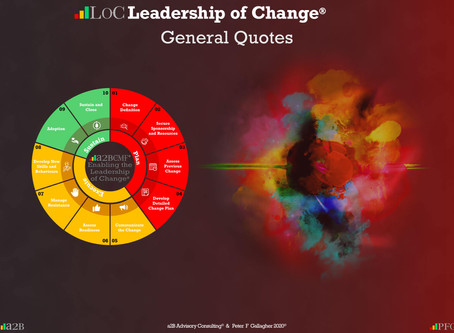 Change Management Quote Cards