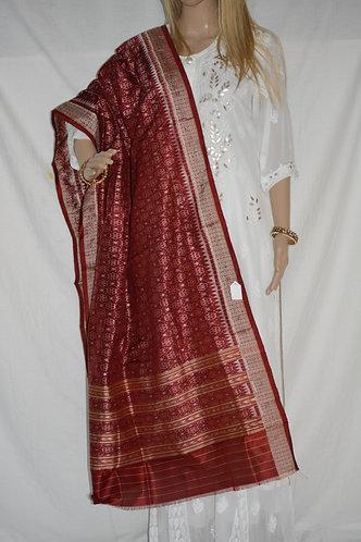 Sambalpuri bandha silk Dupatta
