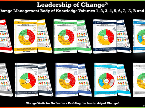 Change Management Body of Knowledge (CMBoK): Leadership of Change® - Author Goal