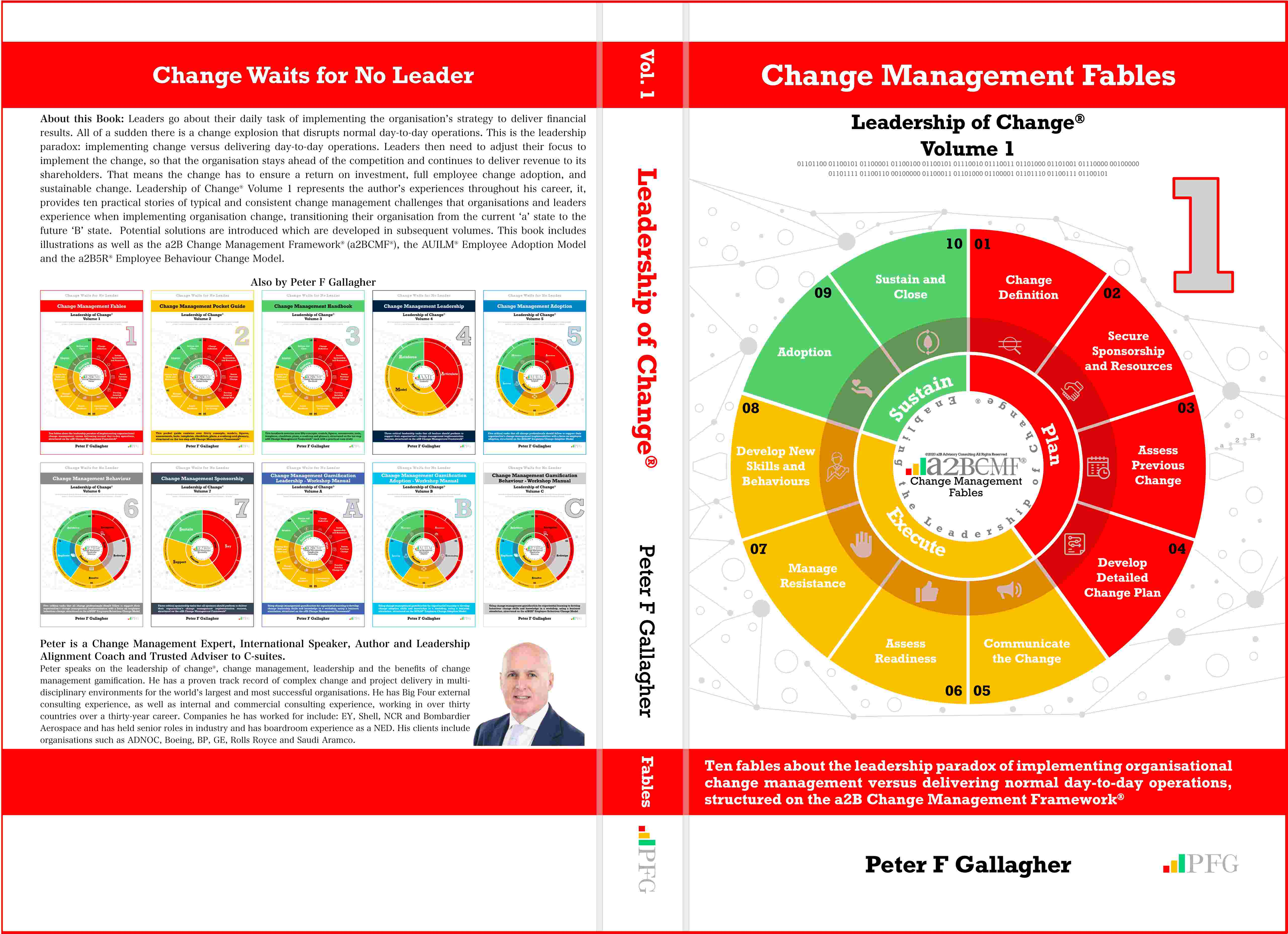 Change Management Fables, Change Management Book, Change Management Books, Change Management Fables
