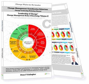 Change Management Gamification Behaviour - Leadership of Change Volume C
