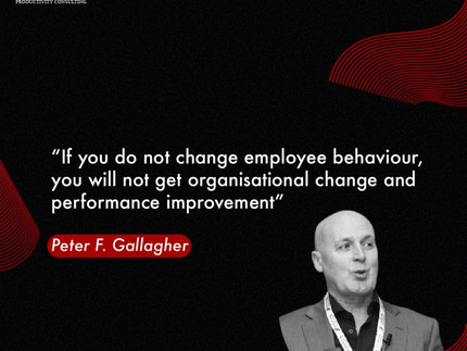 Change Management - Employee Change Behaviour