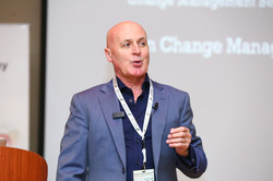 Peter F Gallagher Change Management Thought Leader and Keynote Speaker - Kuwait 2020