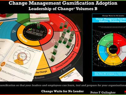Change Management Gamification Adoption - Leadership of Change®