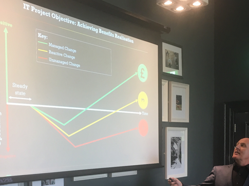 Leadership of Change Masterclass – May 2018 - Edinburgh, UK