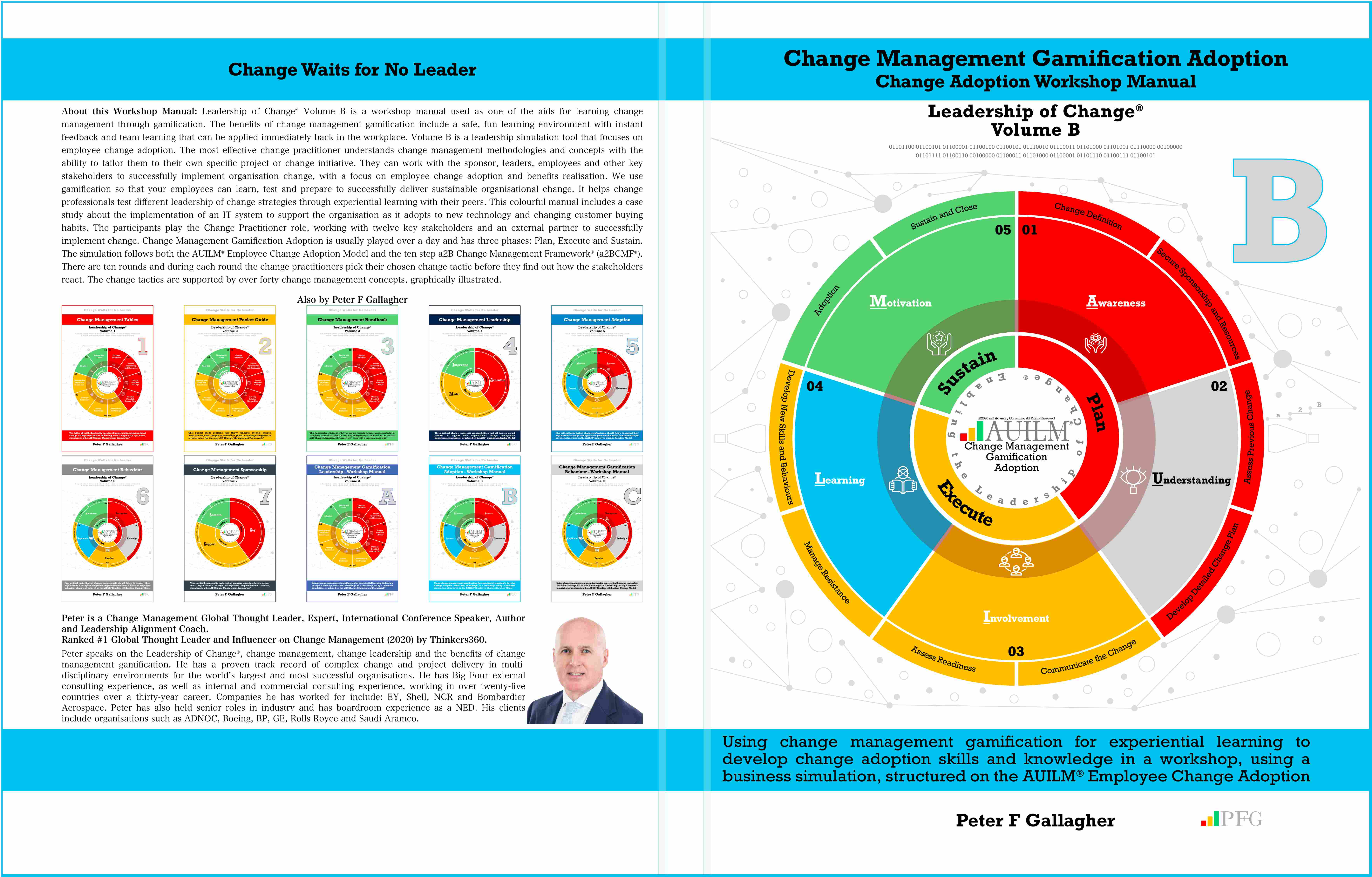 Change Management Gamification Adoption, Change Management Book, Change Management Books, Change Man