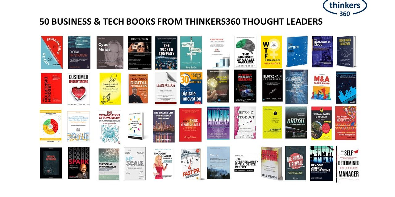 Peter F Gallagher - Top 50 Business and Technology Books from Thinkers360 - Change Management Pocket