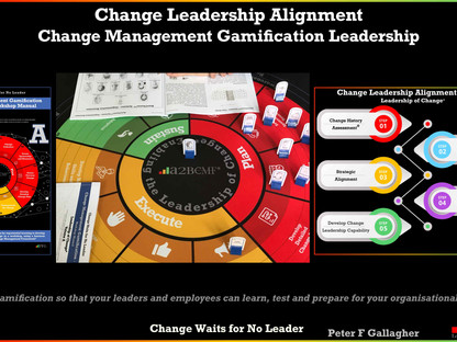 Change Leadership Alignment: Have You Change Leadership Skills?