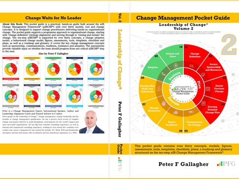 Change Management Pocket Guide - Leadership of Change Volume 2 (Amazon Release Date Confirmed)