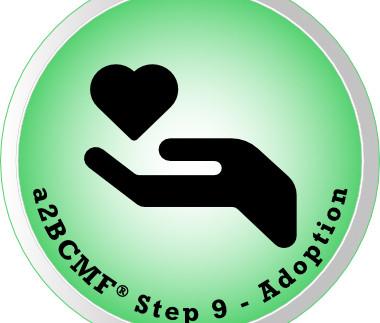 a2B Change Management Framework® (a2BCMF®) - Step #9 Icon: Adoption