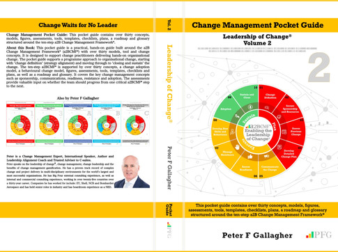 Change Management Pocket Guide - Leadership of Change Volume 2 (Amazon Release Date Confirmed)
