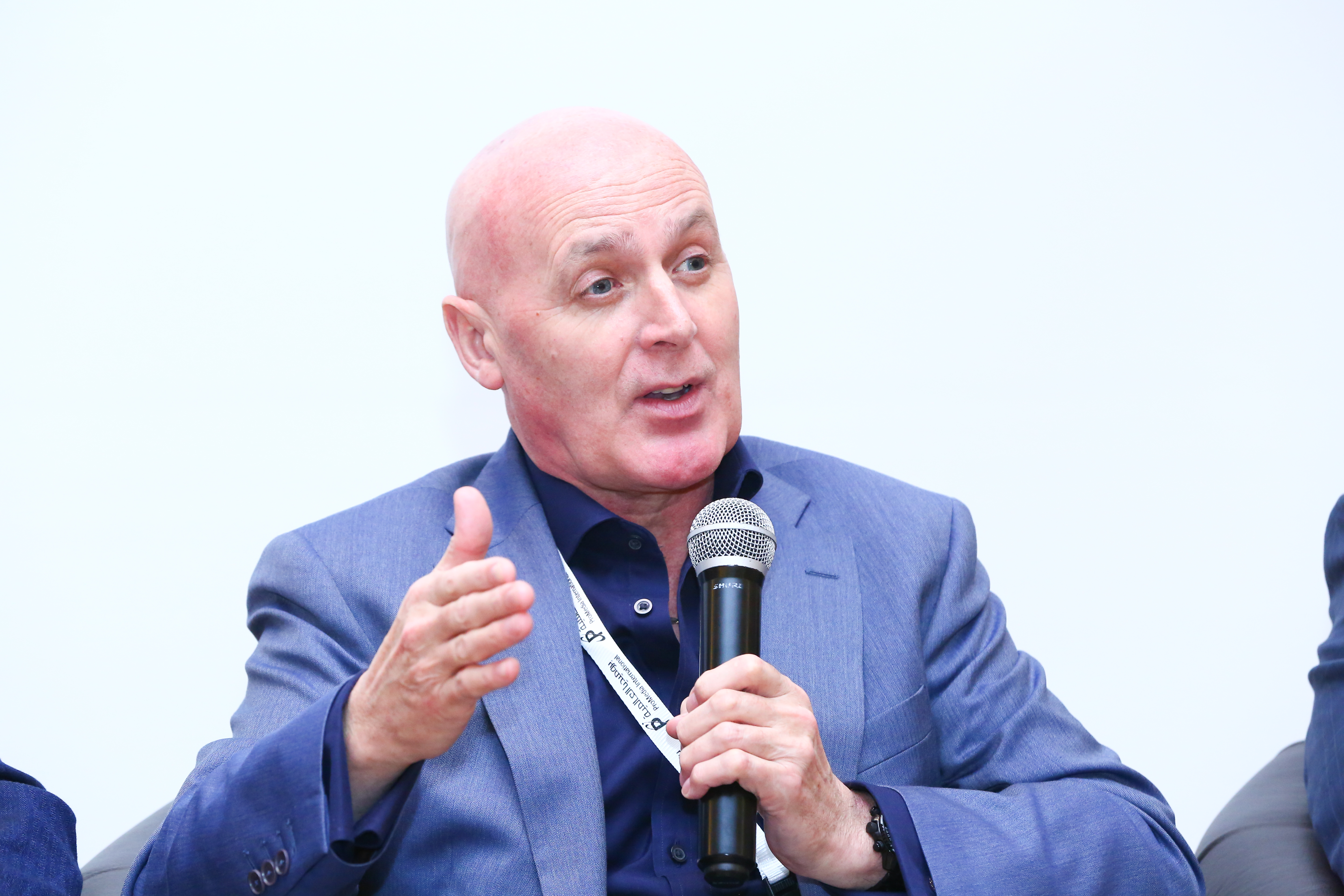 Peter F Gallagher Panel Kuwait 2020