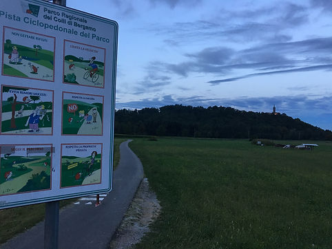 Pista Ciclopedonale Parco dei Colli
