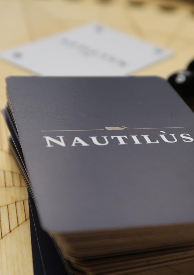 Nautilùs Karten