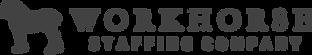 Workhorse Staffing Comapny logo