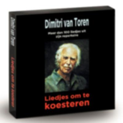 Dimitri van Toren – Liedjes Om Te Koesteren