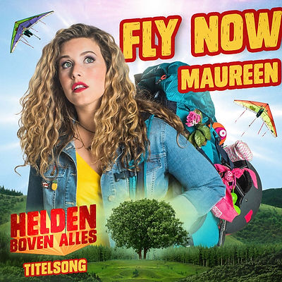 Maureen – Fly Now