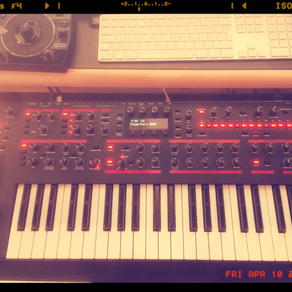 new synths :)