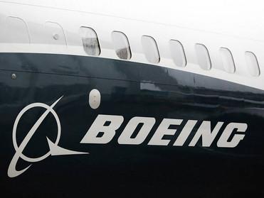 """محدث.. سهم """"بوينج"""" يقفز 14% مع بدء اختبار طراز """"737ماكس"""""""