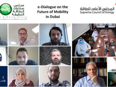 هيئتان حكوميتان تناقشان مستقبل التنقل في دبي