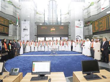 سوق أبوظبي يرتفع 14.6% في الربع الثاني