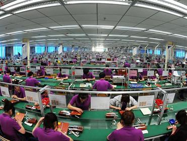 ارتفاع مؤشر مديري المشتريات الصناعي الصيني لشهر نوفمبر إلى 52.1 من 51.4 في أكتوبر