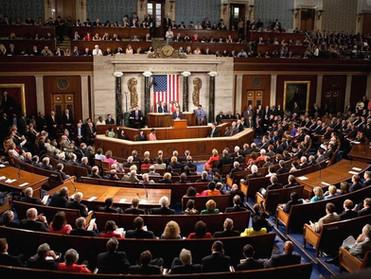 الشيوخ الأمريكي يقر مشروع قانون لتمويل الحكومة لمدة أسبوع