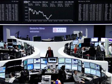الأسهم الأوروبية ترتفع بالختام لتسجل مكاسب أسبوعية
