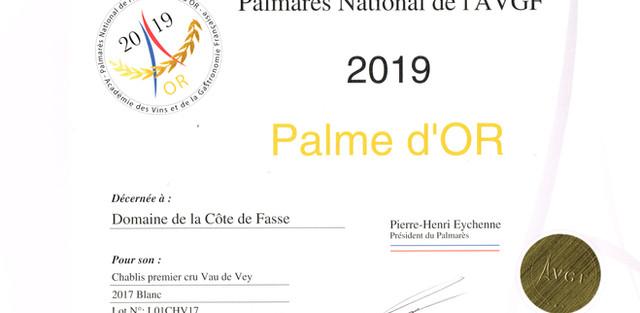 Domaine de la Côte de Fasse - Chablis 1e