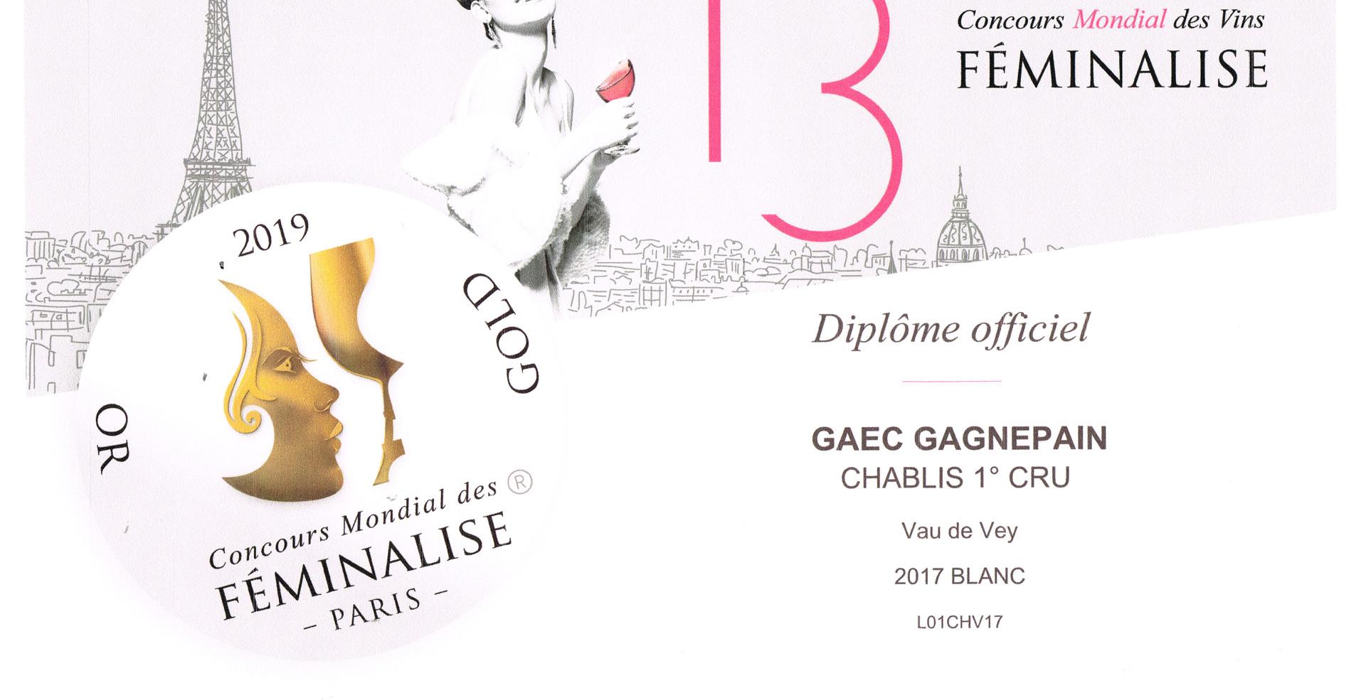 Domaine de la Côte de Fasse - FEMINALISE