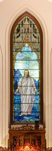 Altar Triptych (assembled 1929)