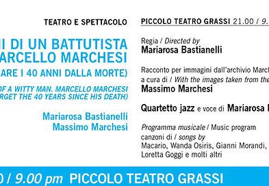 Marcello Marchesi Home