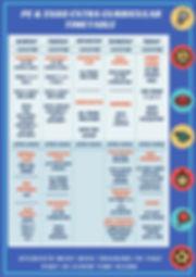 PE & 5X50 Extra Curricular Timetable