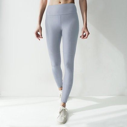 MONOCHROMATIC LEGGINGS - STEEL BLUE