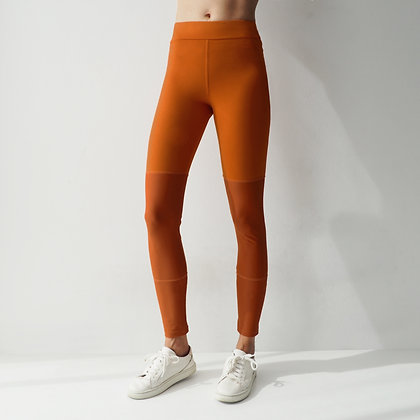 MONOCHROMATIC LEGGINGS - ORANGE