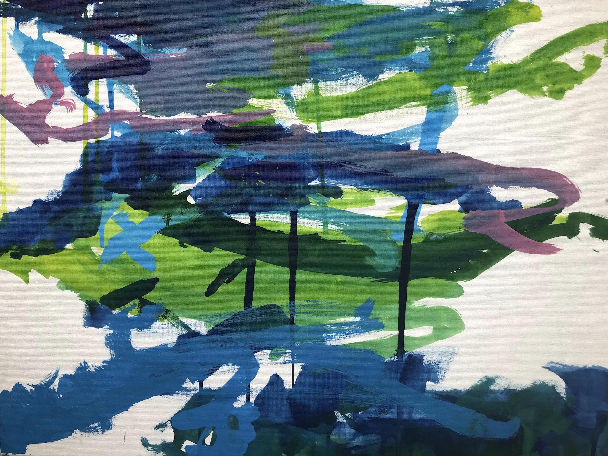 John's last painting 2019 600x450