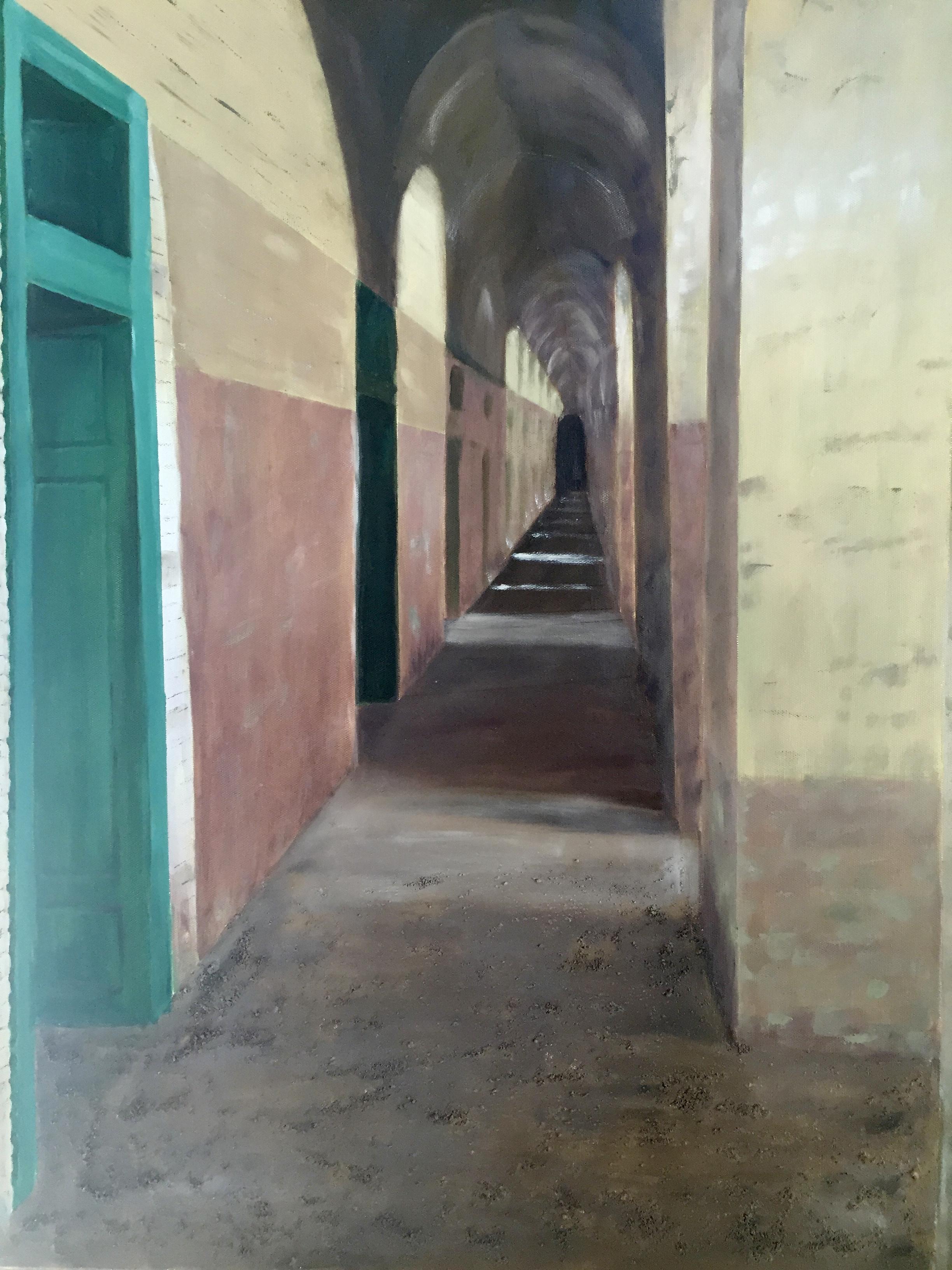 Hallway to_  Hungary