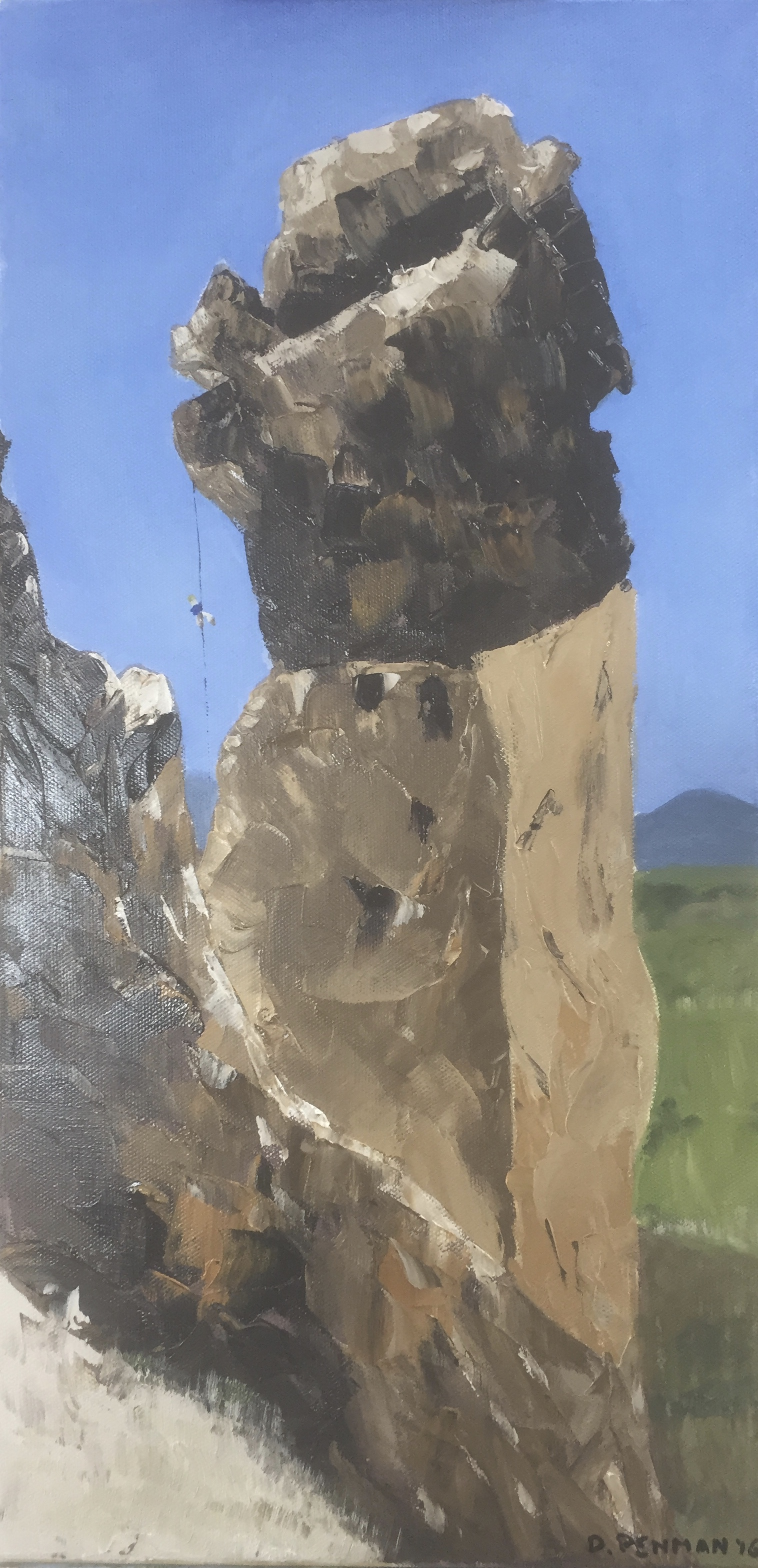 Monkey Rock, Oregon