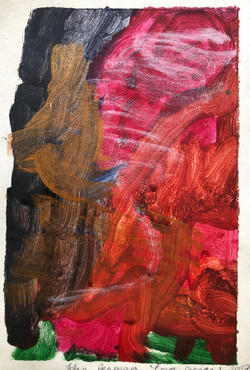 Love Series 2007 Canvas 150x250