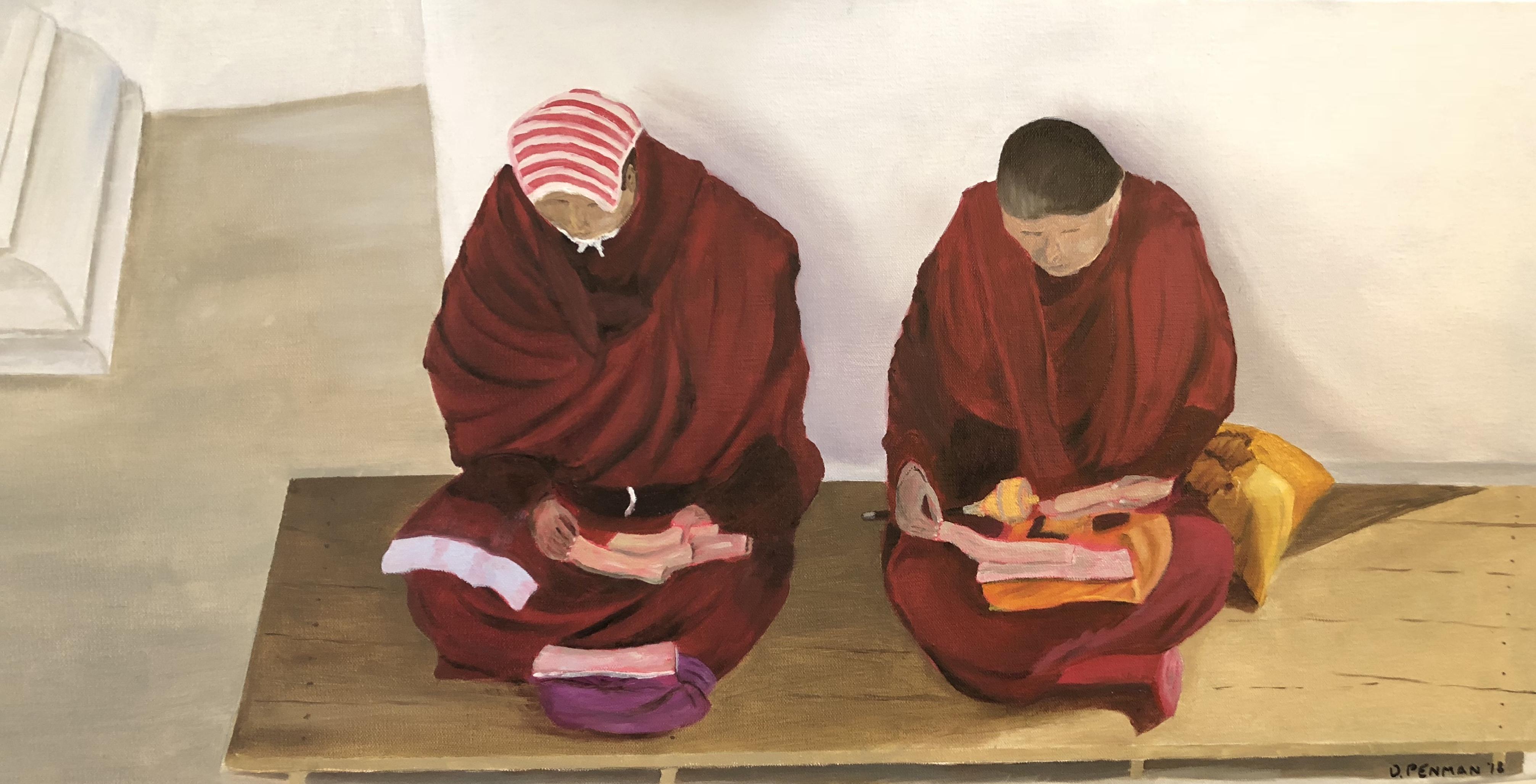 Prayer, Kathmandu