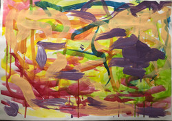 Spring Showers 2016 400x600 Paper