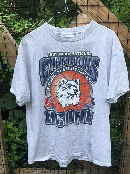 1999 UCONN NCAA National Champs
