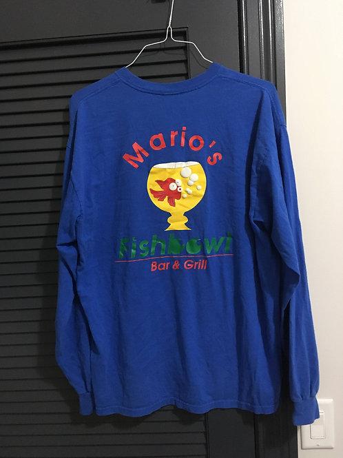 Mario's Fishbowl Longsleeve XL
