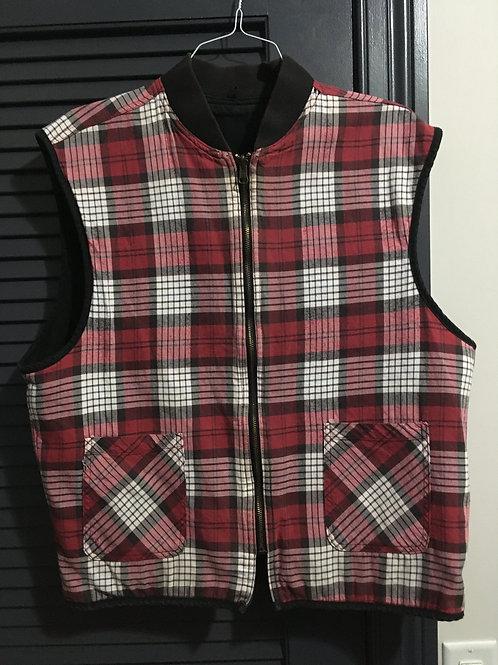Reversable Marlboro Workers Vest Large