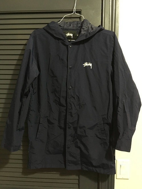 Stussy Hooded Coach Shell Medium
