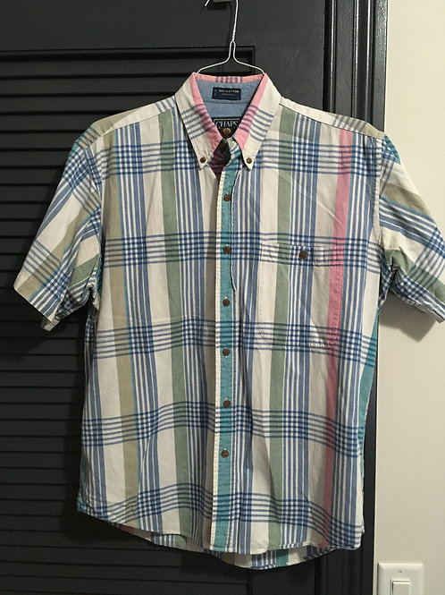 Vintage RL Chaps Picnic Shirt Medium