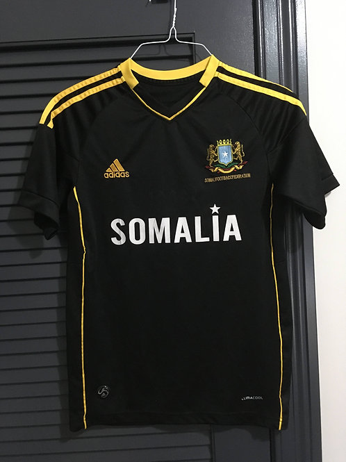 Somalia Bootleg Soccer Jersey Small