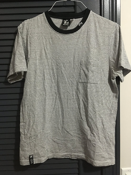 LRG Striped Shirt Large