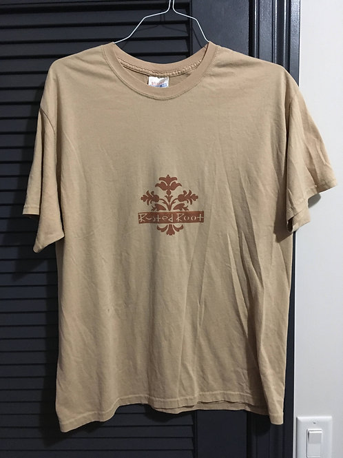 Signed Rusted Root Shirt XL