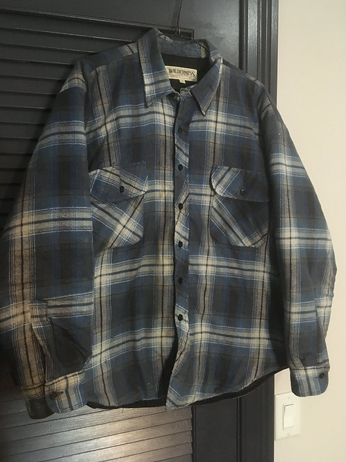 Wilderness Lined Flannel Large